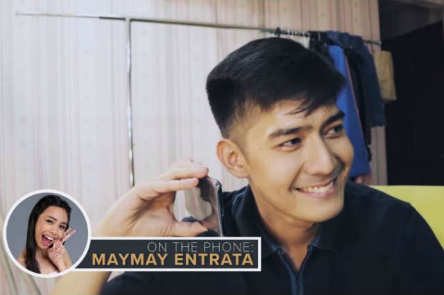 WATCH: Maymay Entrata almost  cried after being pranked by Robi Domingo