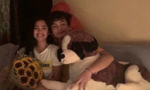 WATCH: Seth Fedelin asks Andrea Brillantes to be his ABS-CBN Ball date with a romantic surprise