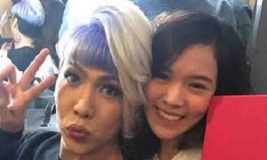 "Vice Ganda reacts to netizen complaining about Jackie 'Ate Girl' Gonzaga's exposure on ""It's Showtime"""