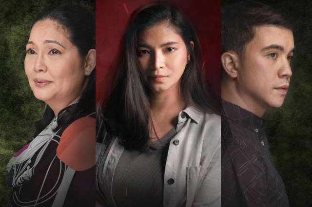 Angel Locsin writes heartfelt message to Maricel Soriano and Arjo Atayde as they exit 'The General's Daughter'