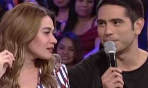 Bea Alonzo and Gerald Anderson get busy on their respective teleseryes