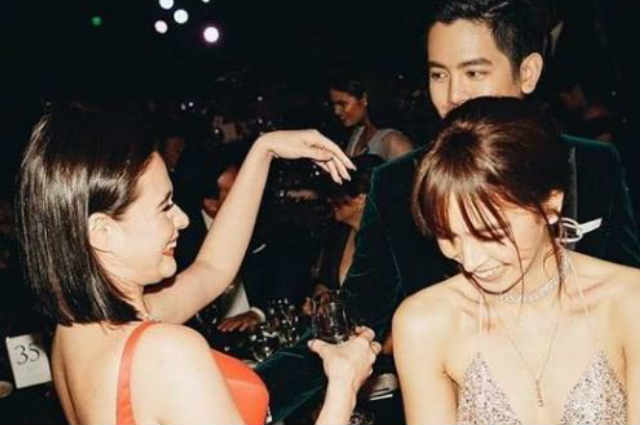 LOOK: Bea Alonzo's photo with Julia Barretto and Joshua Garcia at ABS-CBN Ball 2018 resurfaces online