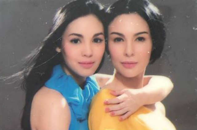 Netizens gush over Claudine Barretto throwback photo with Gretchen Barretto