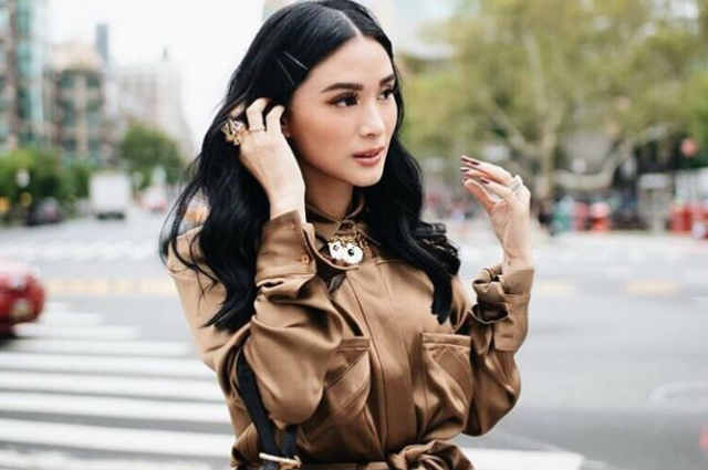 """Heart Evangelista admits wearing fake jewelry: """"Actually, that's my biggest secret!"""""""
