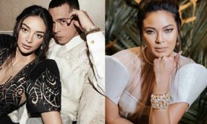 "Jake Cuenca reacts to Kylie Verzosa and Maxine Medina's spitting controversy: ""It's not something that's taught"""