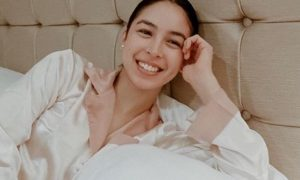 Julia Barretto moves into her new home