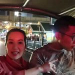 WATCH: Kris Aquino go on a 'tuk tuk' adventure with Joshua in Bangkok