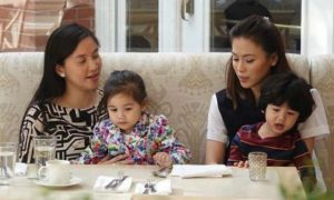 LOOK: Mariel Padilla and Toni Gonzaga bond with kids in the US