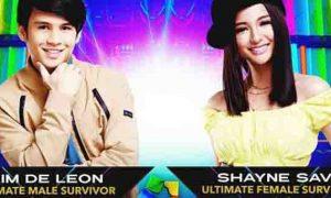 Shayne Sava and Kim de Leon win StarStruck 7