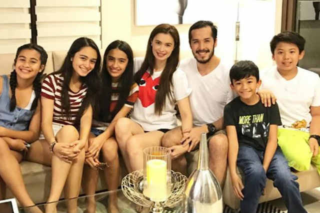 Sunshine Cruz expresses appreciation to boyfriend Macky Mathay for being a father figure to her daughters