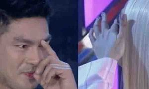 "Vice Ganda and Ion Perez get emotional as they exchange 'I love you' on ""It's Showtime"""