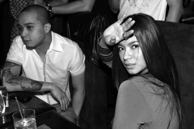 Celebrities and netizens gush over Angel Locsin's throwback photo with Neil Arce