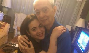 Claudine, Gretchen, Marjorie Barretto's father Miguel Barretto passes away