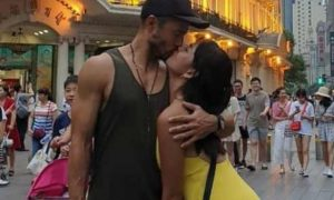 LOOK: Derek Ramsay posts kissing photo with Andrea Torres