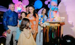 LOOK: Ina Raymundo's daughter Erika Rae celebrates 18th birthday with fun foam party