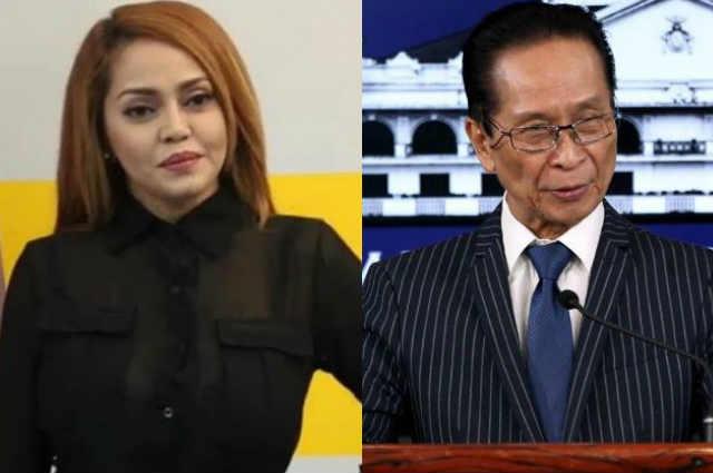 Ethel Booba reacts to Spox Salvador Panelo's statement about mass transportation crisis