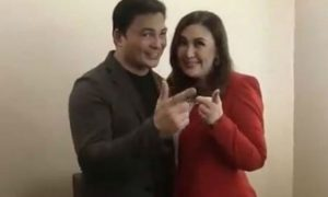 Gabby Concepcion says reunion movie with Sharon Cuneta will push through