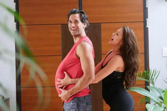 """Nico Bolzico posts touching message for pregnant wife Solenn Heussaff: """"You are Batman and I am Robin"""""""