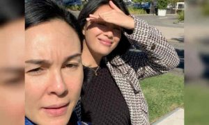 "Gretchen Barretto flies to the US to see daughter Dominique: ""Just what I need, a whole lot of love"""
