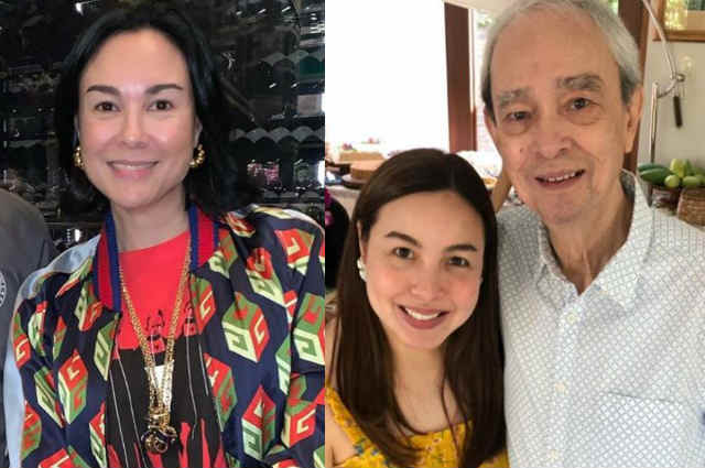 Gretchen Barretto accuses Marjorie Barretto of causing their dad's heart attack
