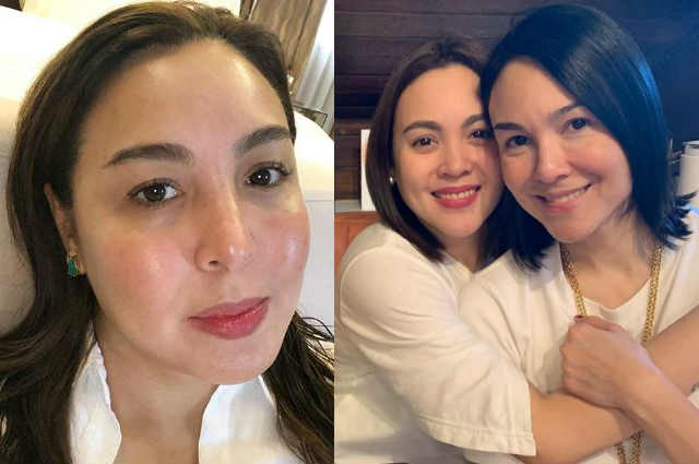 "Marjorie Barretto breaks silence over tension at dad's wake: ""Don't be fooled by the statements of my sisters"""