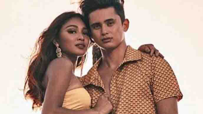 Nadine Lustre apologizes for her father's controversial social media post