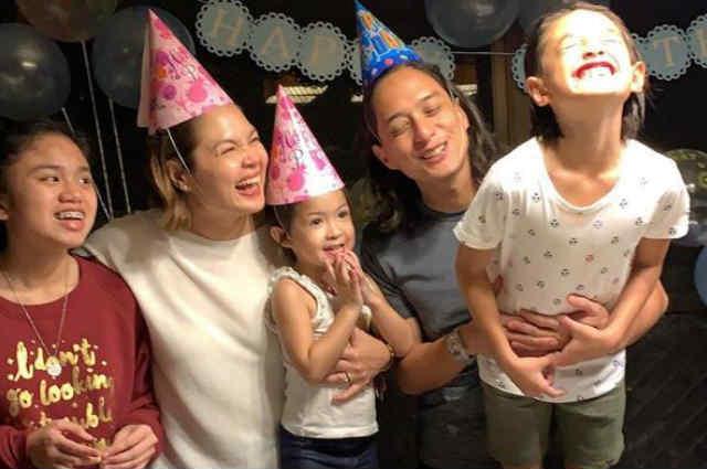 Judy Ann Santos prepares simple birthday celebration for son Lucho