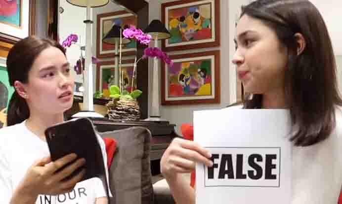 "Julia Barretto denies being a heartbreaker:  ""ako yung palaging nasasaktan"""