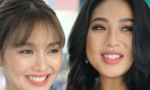 "Rita Daniela shares photos with Kathryn Bernardo: ""It's always nice seeing you"""
