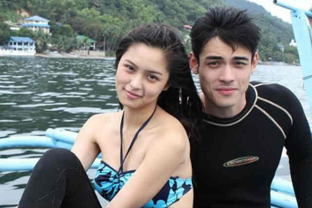 LOOK: Xian Lim shares throwback photos with Kim Chiu on their first date
