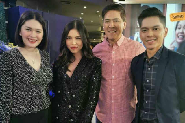 Celebrities grace the black carpet of 'Isa Pa With Feelings'