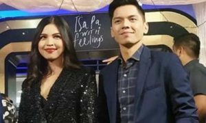 "Maine Mendoza to moviegoers: ""Makakapaghintay si Angelina Jolie, kami ni Carlo hindi!"""