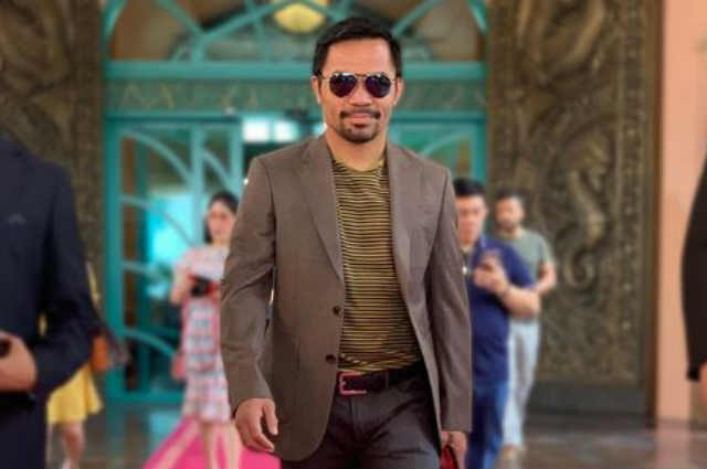 Manny Pacquiao's casting for Malvar biopic defended by production