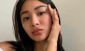 Nadine Lustre reacts to pregnancy rumors