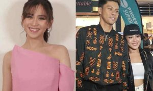 "Celebrities grace the red carpet of Sarah Geronimo's movie ""Unforgettable"""