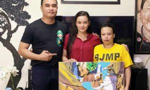 "Yasmien Kurdi helps inmate's release by buying a painting: ""Ang saya at nakakaiyak yung feeling"""