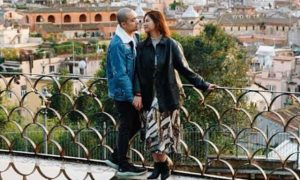 "LOOK: Angel Locsin and Neil Arce's ""subtle cuddle"" photo leaves fans gushing"