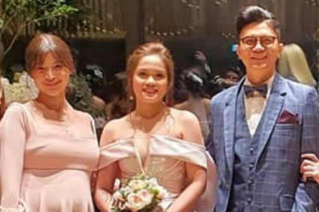 "Anne Curtis gives message to newly weds Vhong Navarro and Tanya Bautista: ""Welcome to the club"""