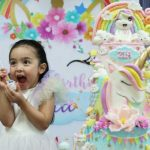 LOOK: Zia Dantes celebrates 4th birthday with a unicorn-themed party