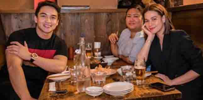Angel Locsin's comment sparks romantic rumors between Bea Alonzo and Dominic Roque