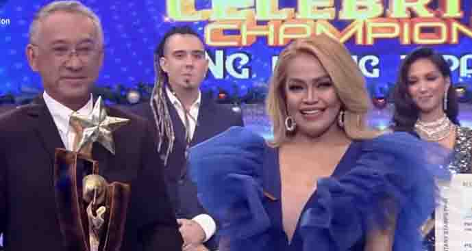 Ethel Booba is crowned as the first TNT Celebrity Grand Champion