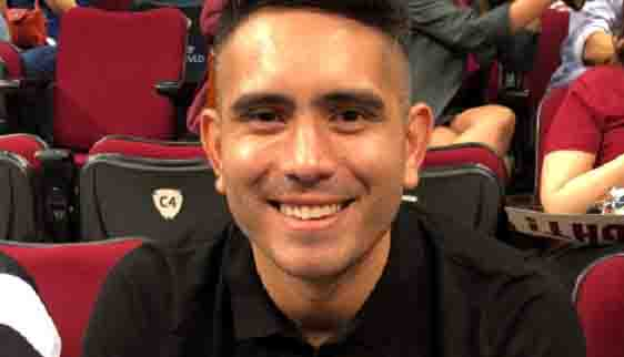 Gerald Anderson gets booed by the crowd at UP-Ateneo game