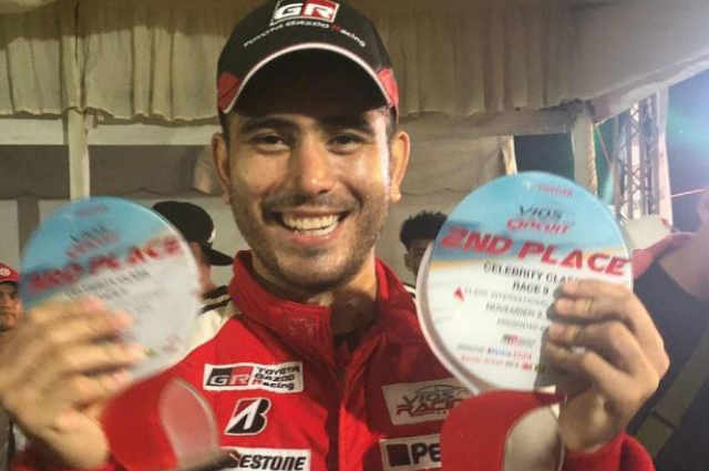 """Gerald Anderson dedicates racing victory to fans: """"I was tired of losing"""""""
