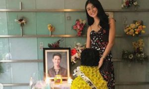 Janica Nam Floresca remembers late boyfriend Franco Hernandez on his death anniversary