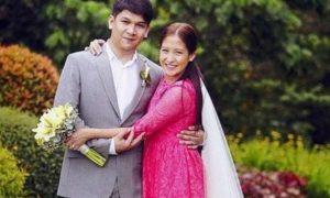 Jolina Magdangal and Mark Escueta mark 8th anniversary with heartfelt messages for each other