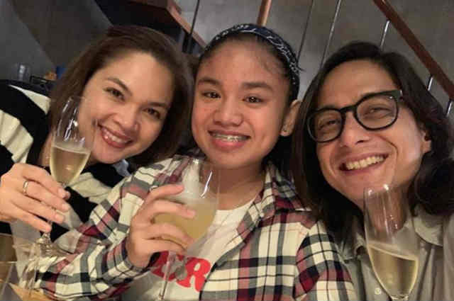Judy Ann Santos and Ryan Agoncillo post touching birthday message for daughter Yohan