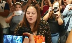 WATCH: Karla Estrada gets a surprise birthday party from friends and loved ones