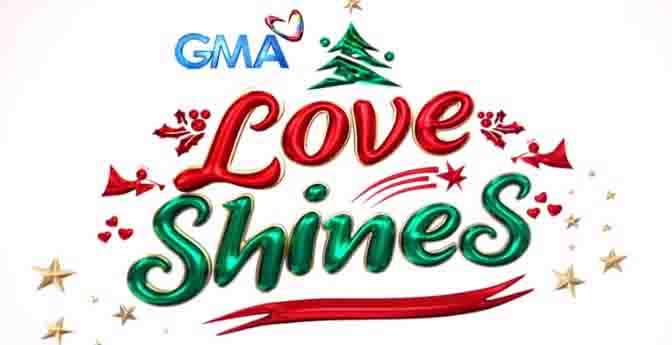 """GMA launches Christmas Station ID 2019: """"Love Shines"""""""