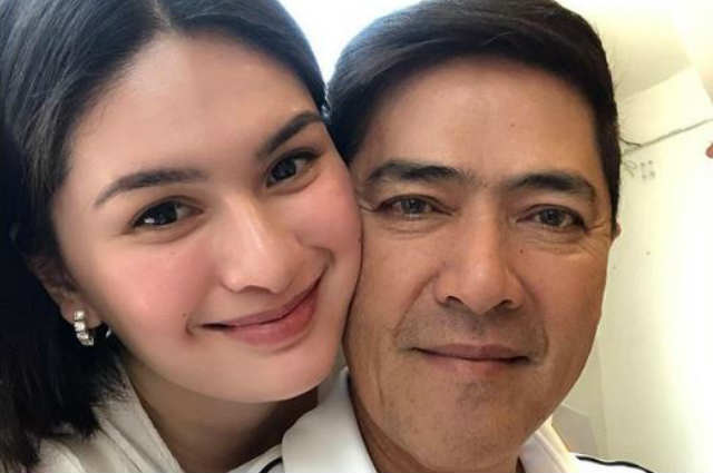 Vic Sotto and Pauleen Luna mark 8th year of being together