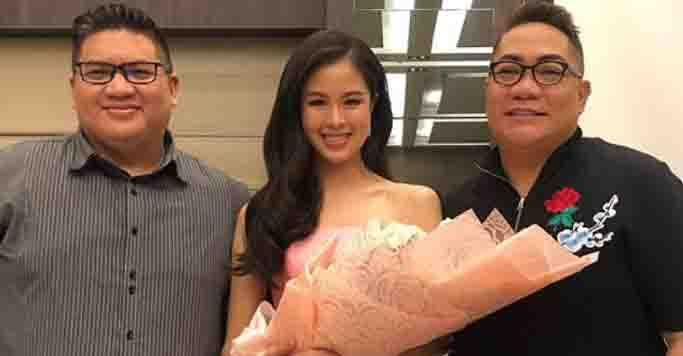 Kisses Delavin leaves Star Magic, signs with Triple A Management